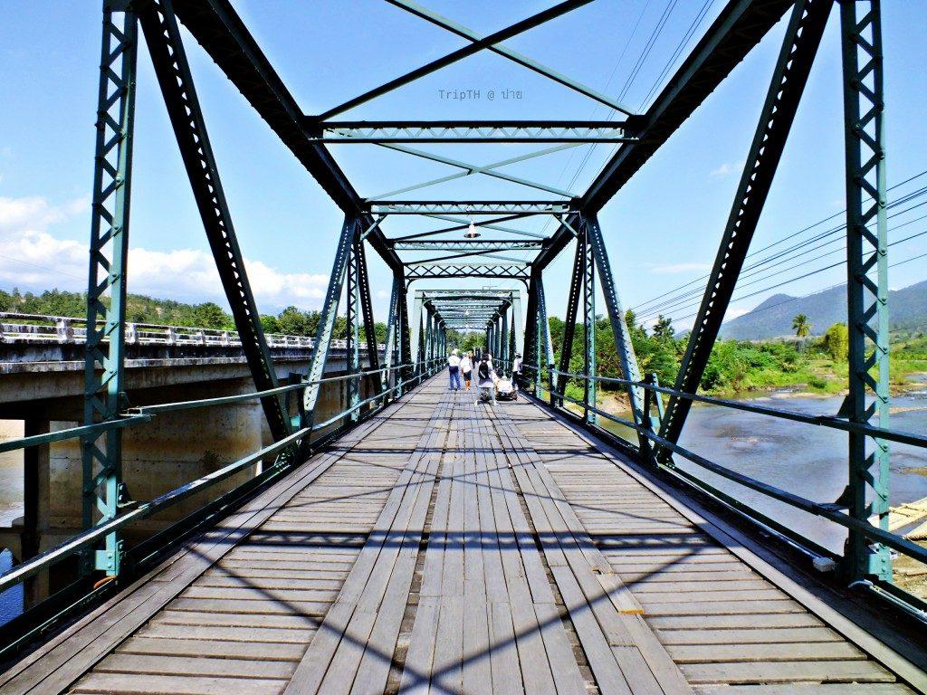 สะพานประวัติศาสตร์ปาย (3)