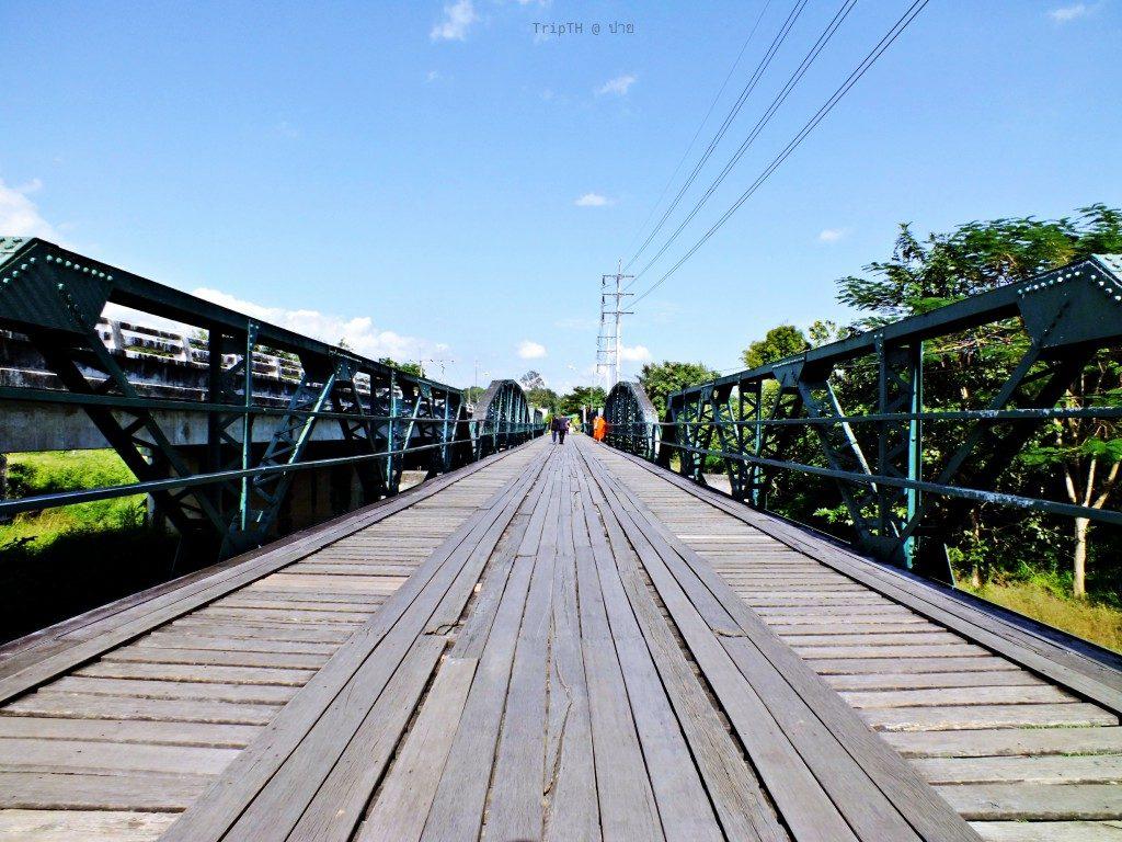 สะพานประวัติศาสตร์ปาย (5)
