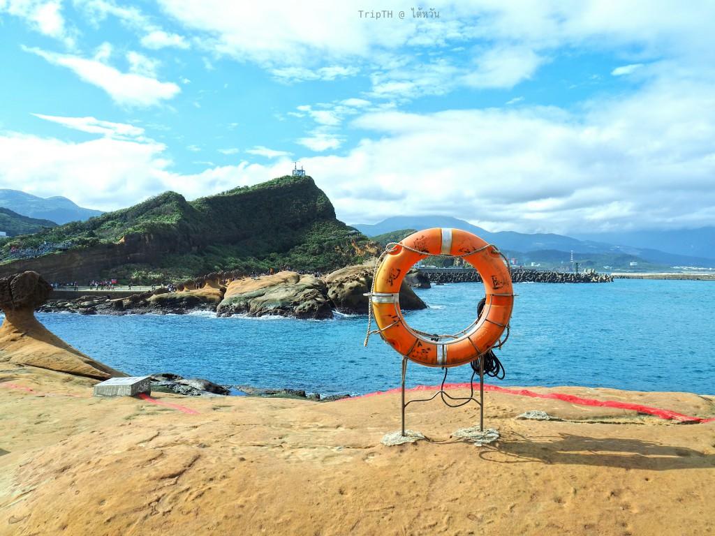 วนอุทยานหินเย่หลิ่ว ไต้หวัน (2)
