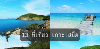 ที่เที่ยวเกาะเสม็ด