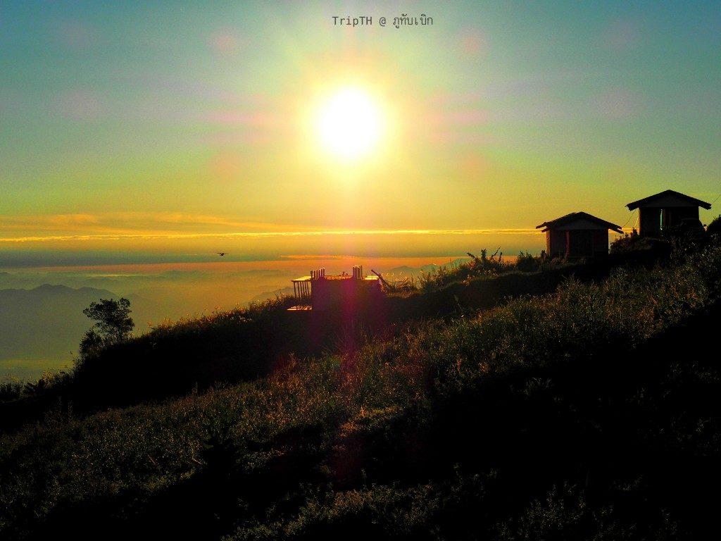 พระอาทิตย์ขึ้น ภูทับเบิก (1)