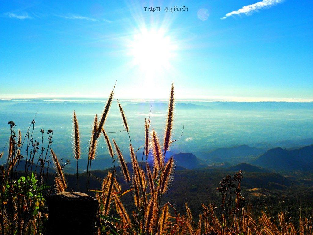 พระอาทิตย์ขึ้น ภูทับเบิก (2)