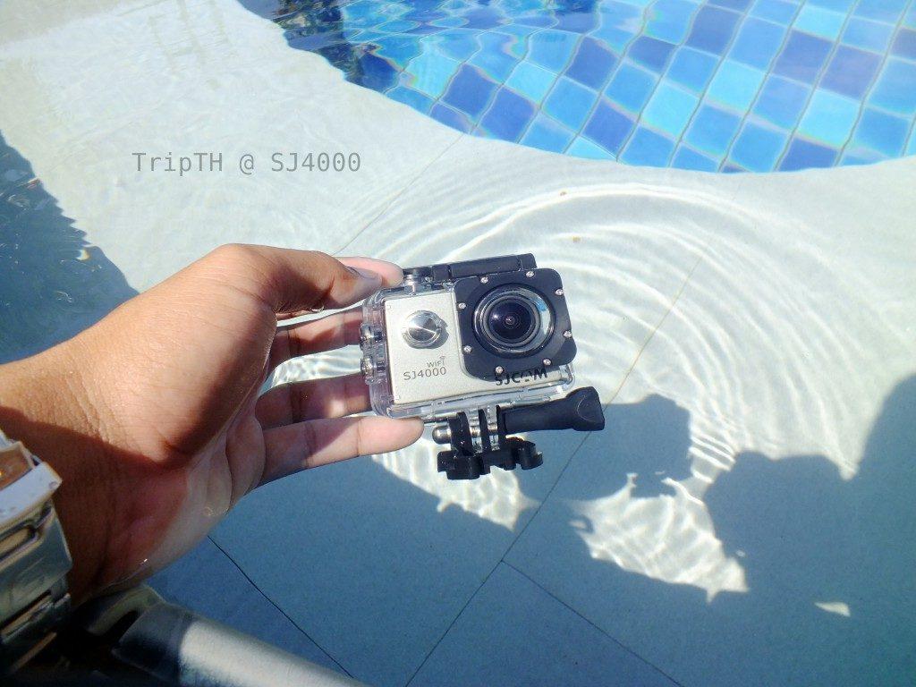 ภาพจากกล้อง SJ4000 (1)