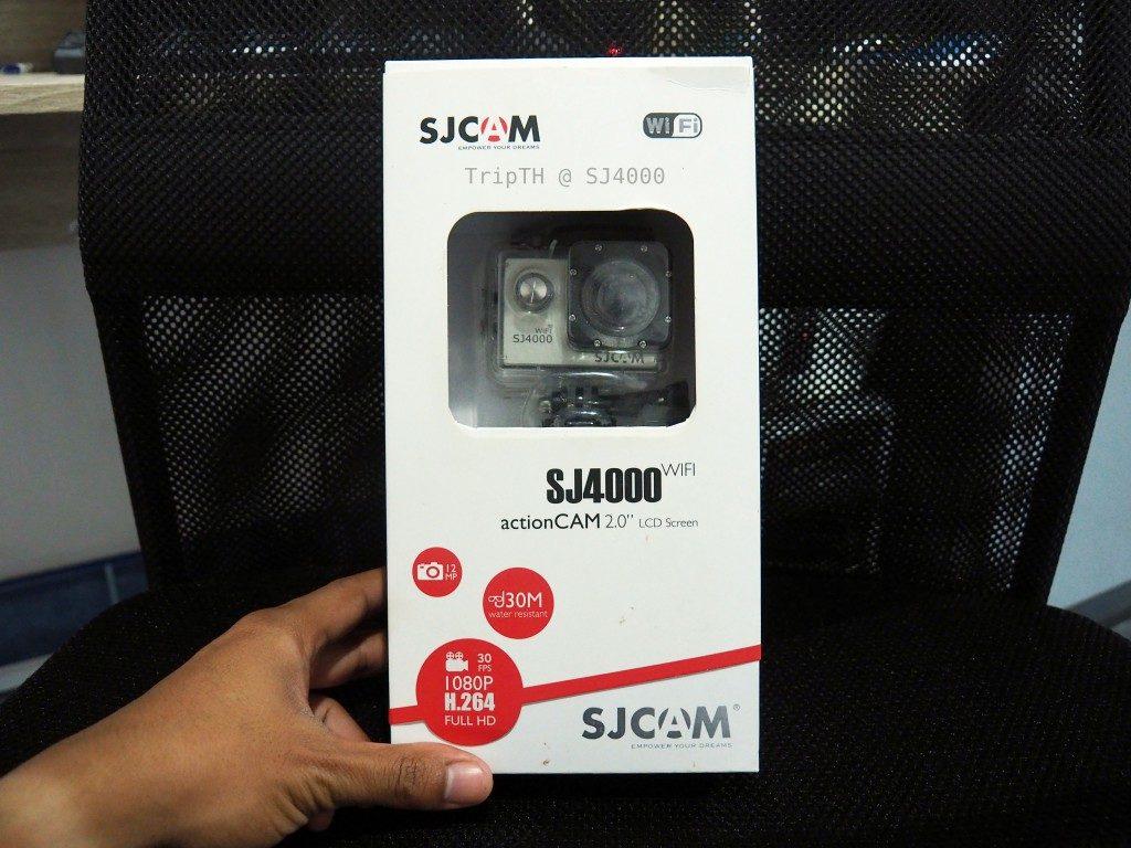 รีวิวกล้อง SJ4000 (1)