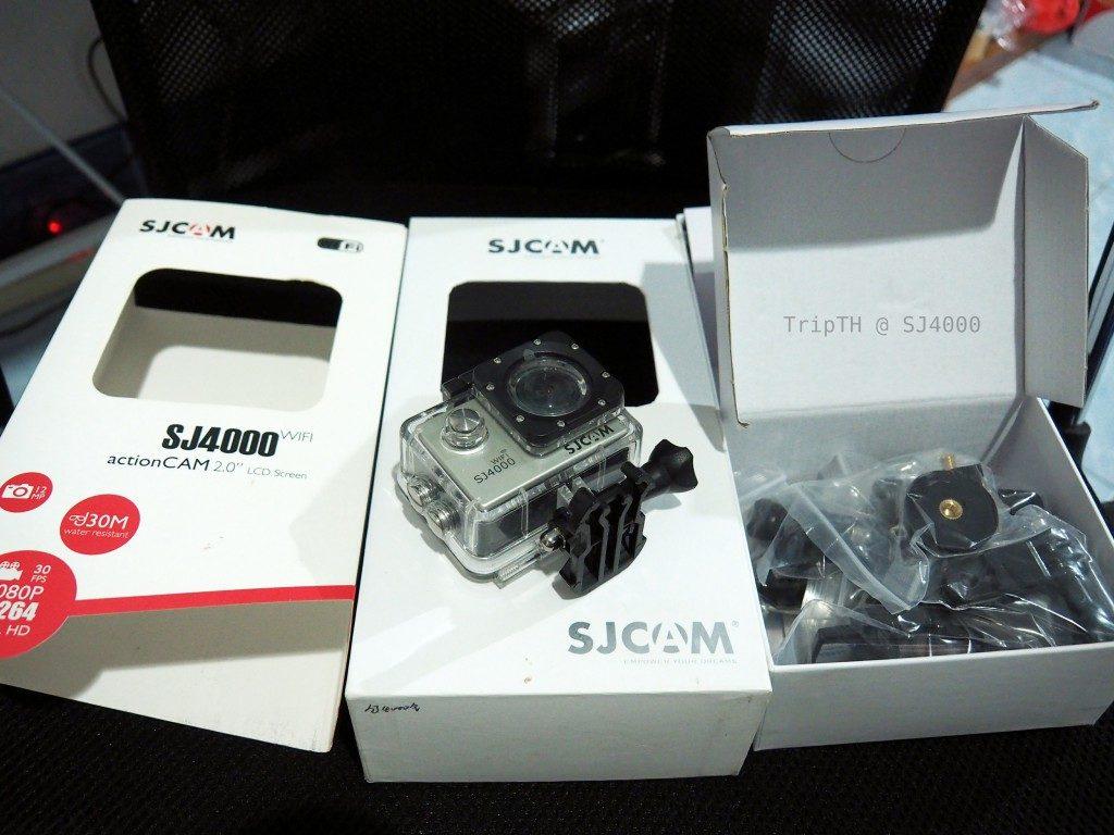 รีวิวกล้อง SJ4000 (2)