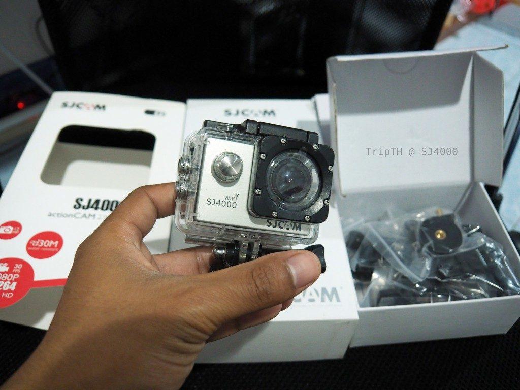 รีวิวกล้อง SJ4000 (3)