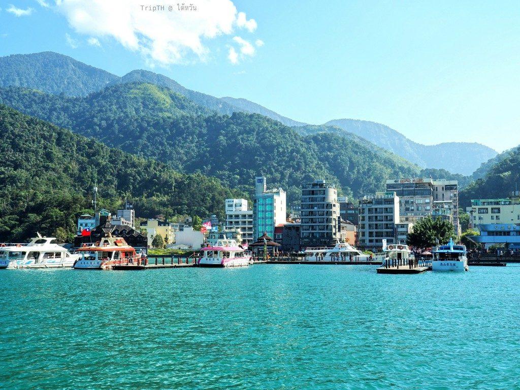 ล่องเรือทะเลสาปสุริยันจันทรา (2)