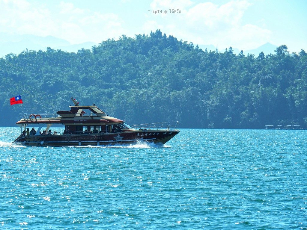 ล่องเรือทะเลสาปสุริยันจันทรา (3)
