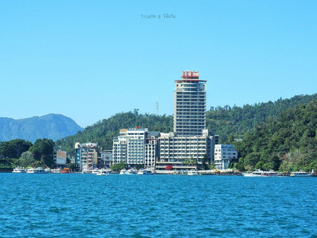 ล่องเรือทะเลสาปสุริยันจันทรา (4)