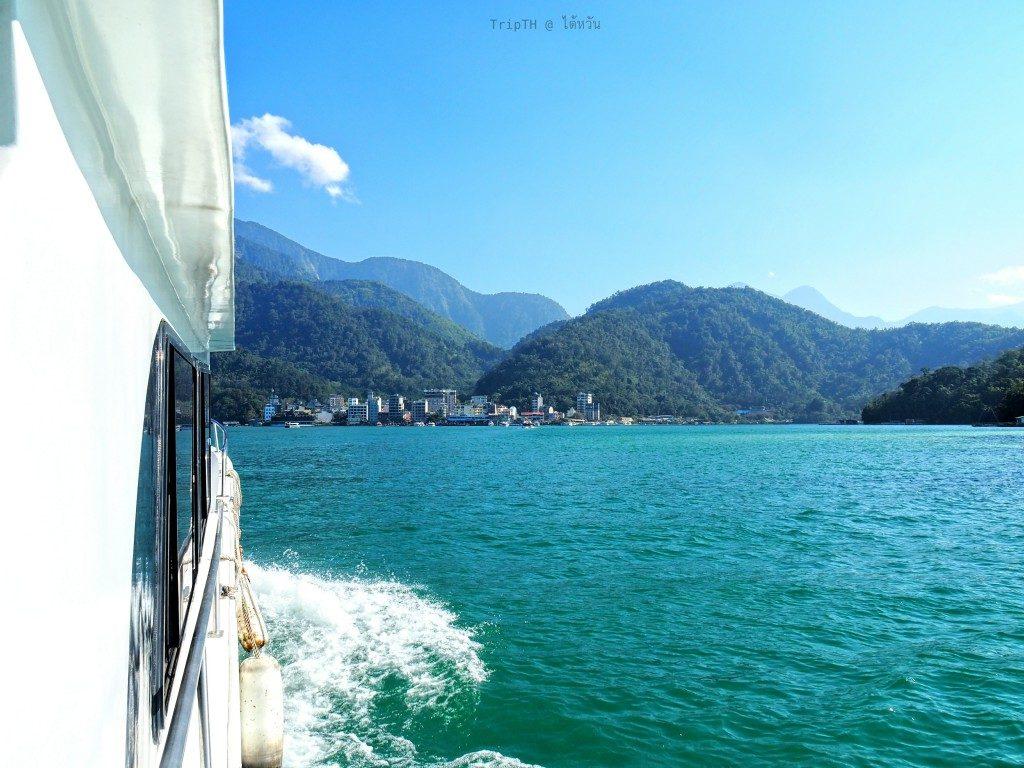 ล่องเรือทะเลสาปสุริยันจันทรา (5)