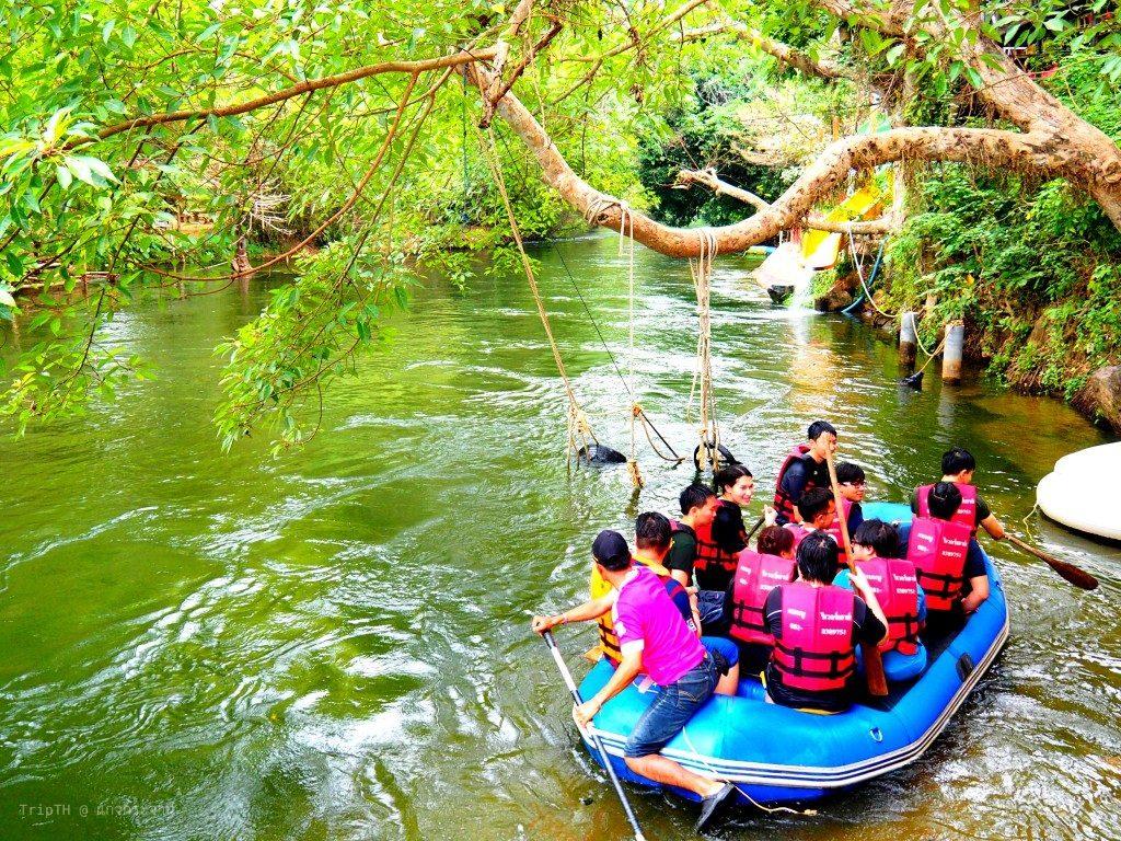 ล่องแก่งเรือยาง แก่งกระจาน (1)