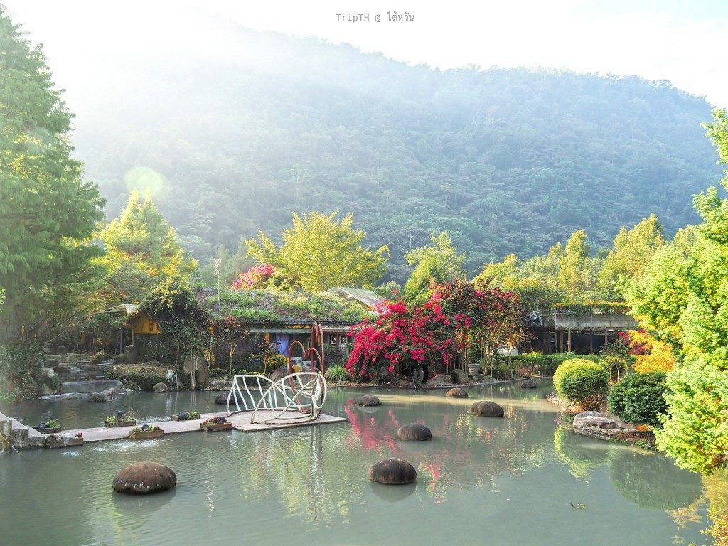 โรงแรม Tai Yi Red Maple Resort ไต้หวัน (3)