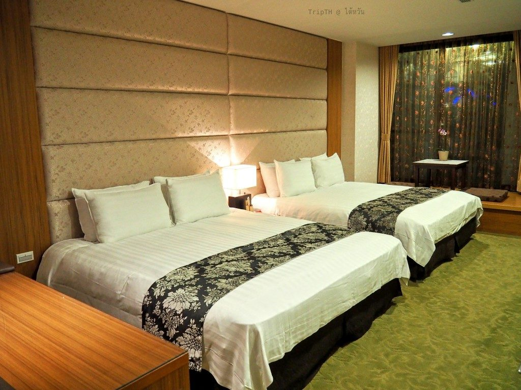 โรงแรม Tai Yi Red Maple Resort (2)
