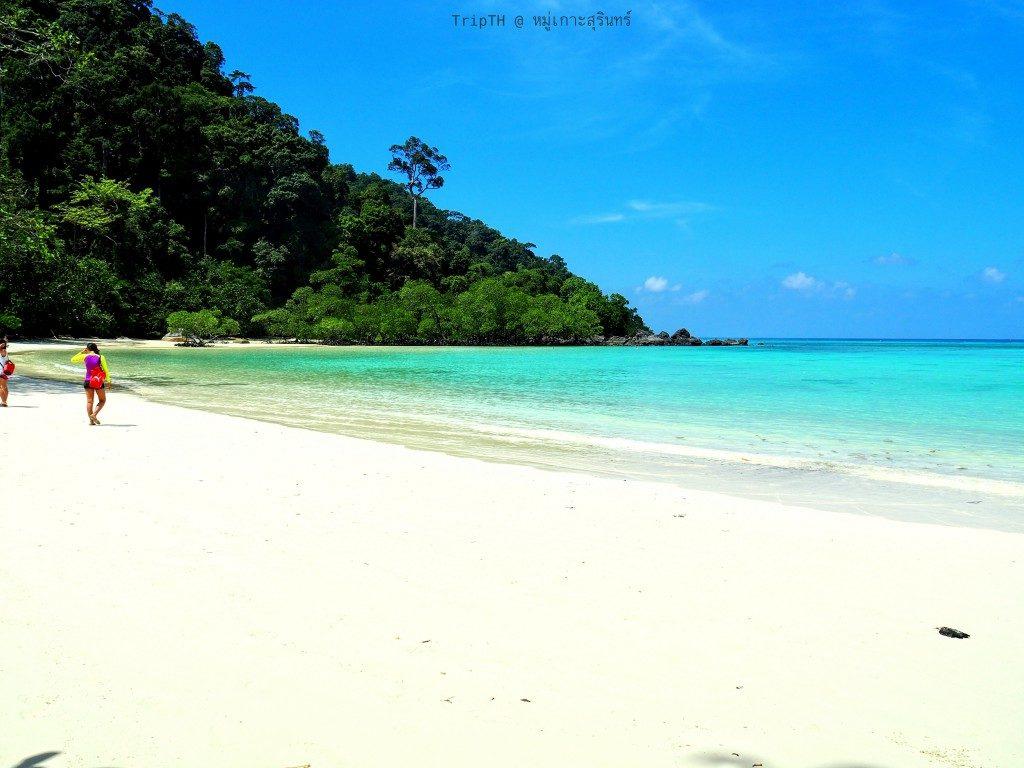 ชายหาดเกาะสุรินทร์ (1)