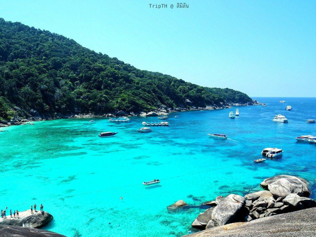 จุดชมวิว หมู่เกาะสิมิลัน (1)