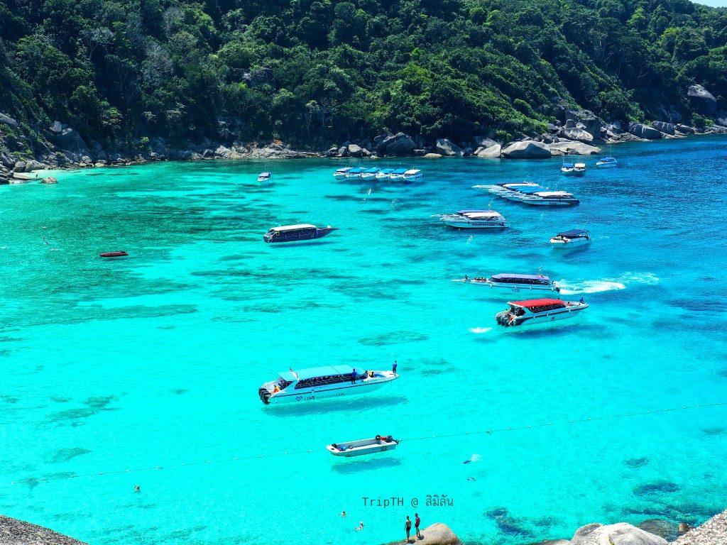 จุดชมวิว หมู่เกาะสิมิลัน (4)
