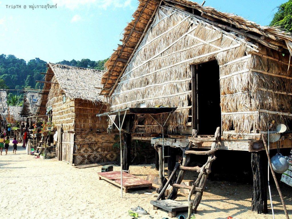 หมู่บ้านมอแกน (5)