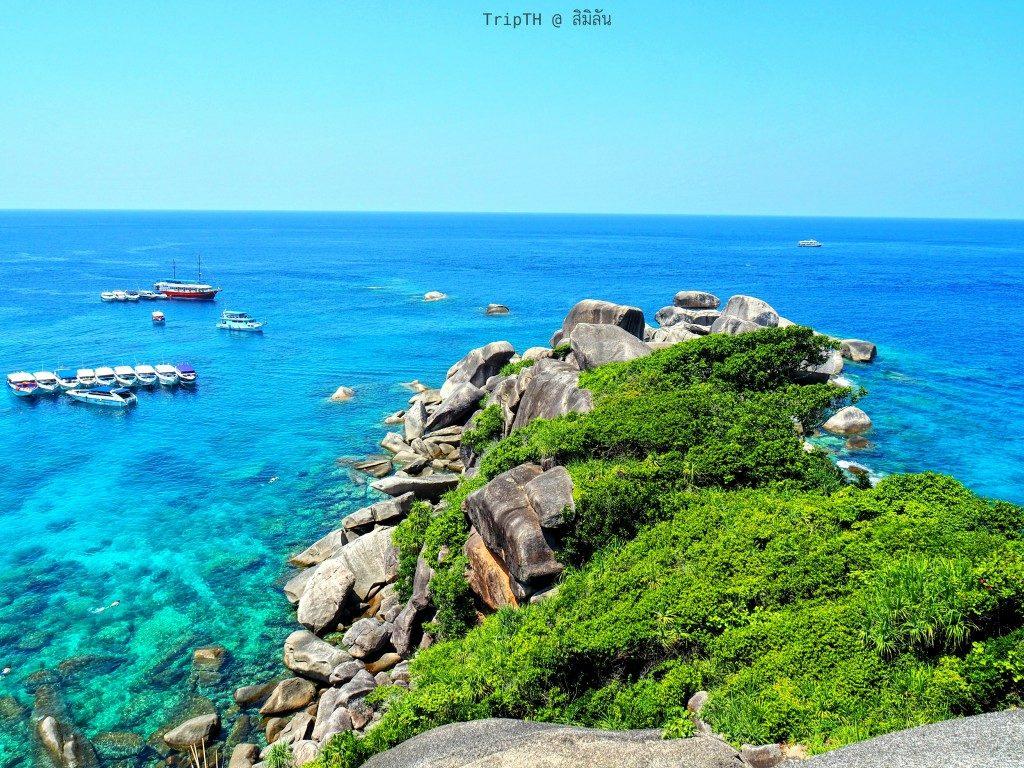 หินเรือใบ หมู่เกาะสิมิลัน (3)