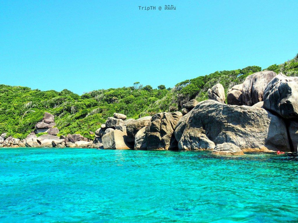 เกาะ 9 หมู่เกาะสิมิลัน (5)