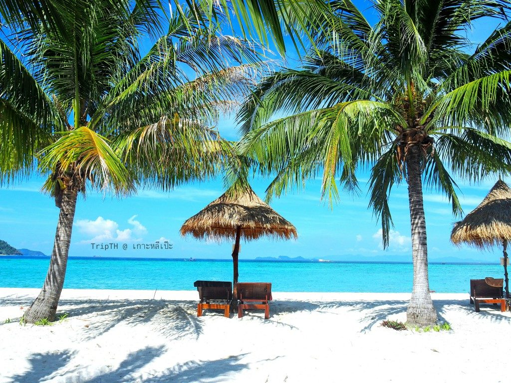 หาดซันไรส์ เกาะหลีเป๊ะ (1)