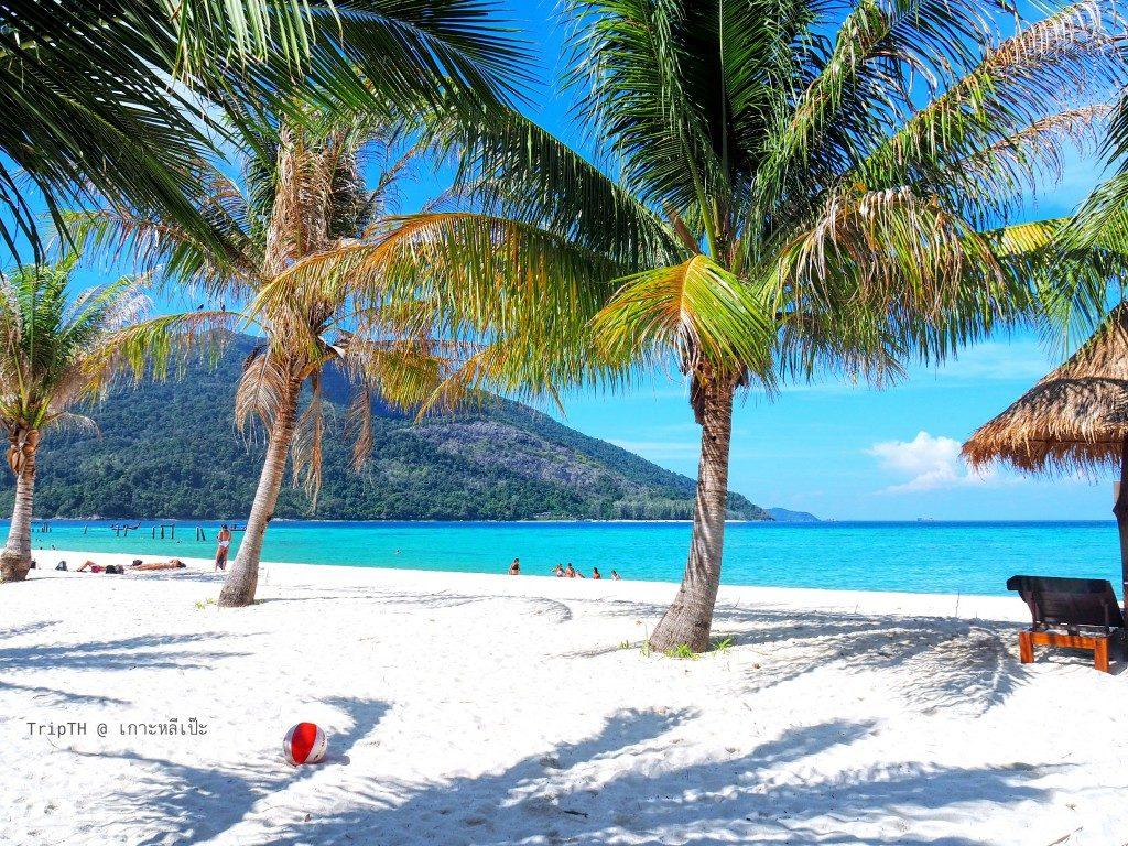 หาดซันไรส์ เกาะหลีเป๊ะ (2)
