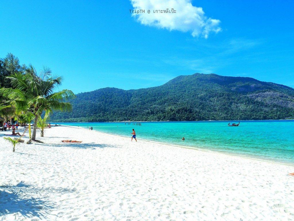 หาดซันไรส์ เกาะหลีเป๊ะ (4)