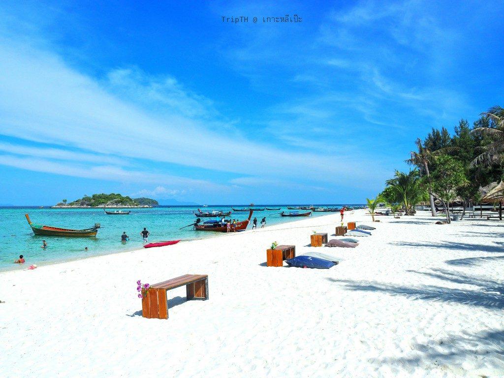 หาดซันไรส์ เกาะหลีเป๊ะ (5)