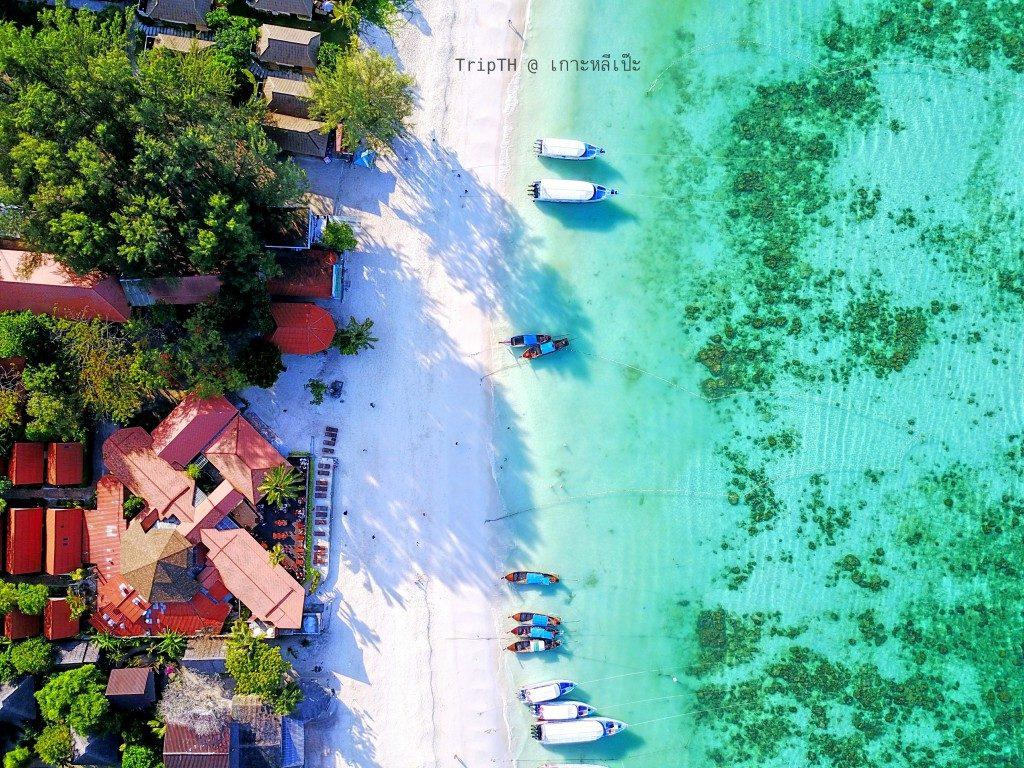 หาดพัทยา เกาะหลีเป๊ะ (3)