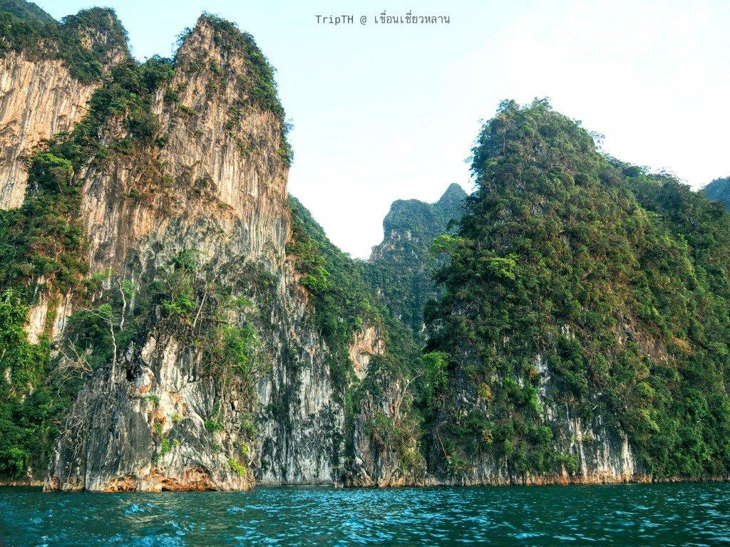กุ้ยหลินเมืองไทย เขื่อนเชียวหลาน (1)