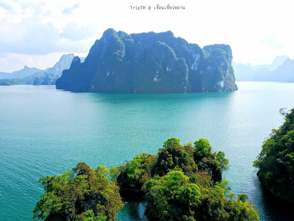 กุ้ยหลินเมืองไทย เขื่อนเชียวหลาน (5)