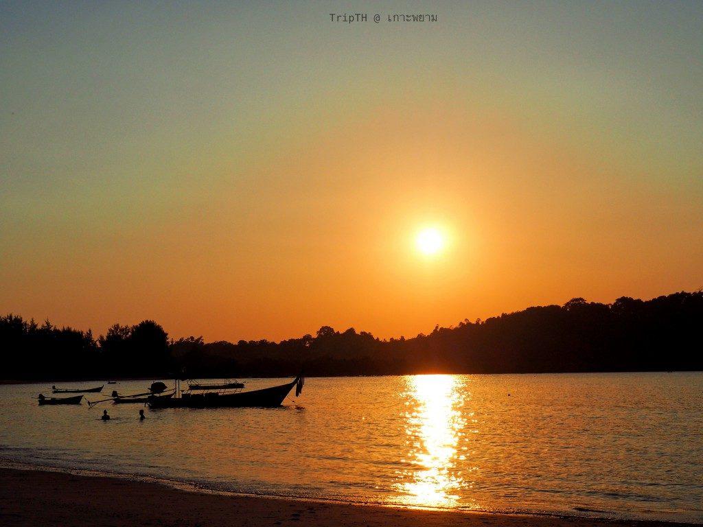 ชมพระอาทิตย์ตก อ่าวเขาควาย (5)