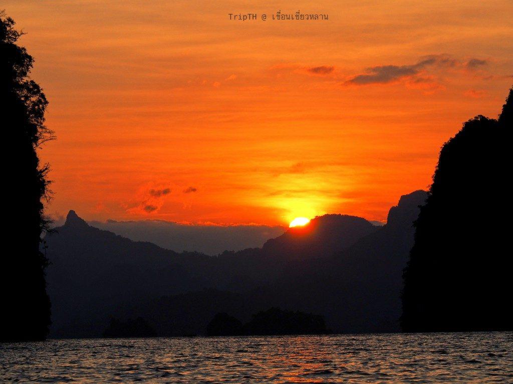 ล่องเริอชมพระอาทิตย์ตก (2)