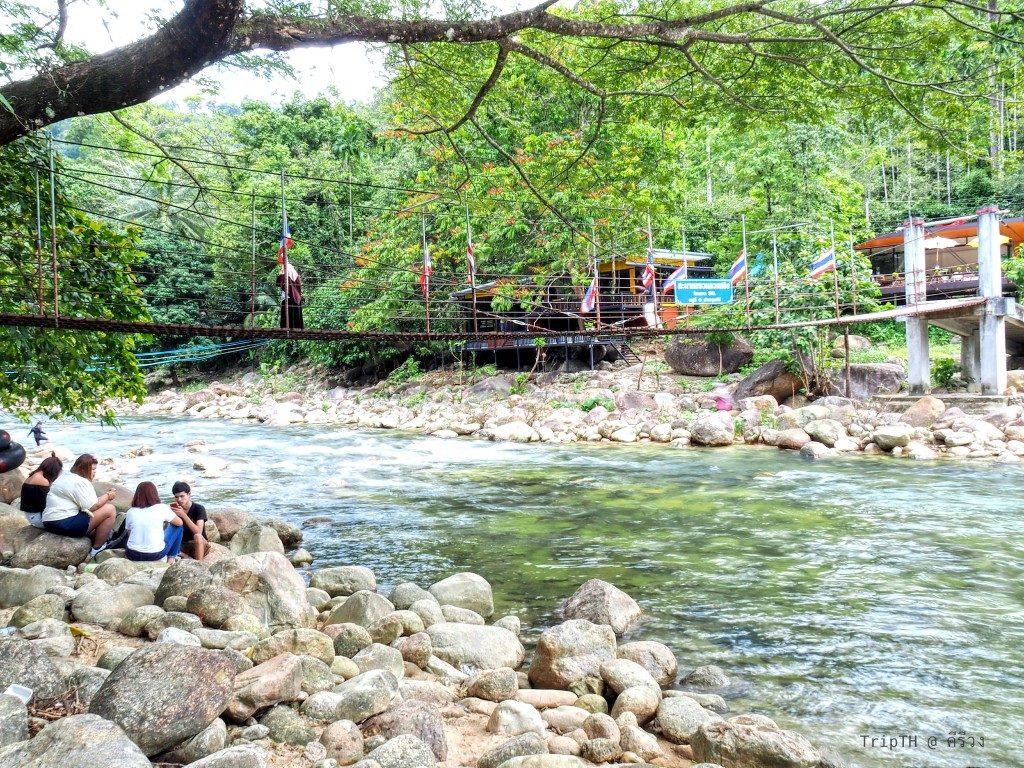 สะพานแขวน บ้านคีรีวง (5)