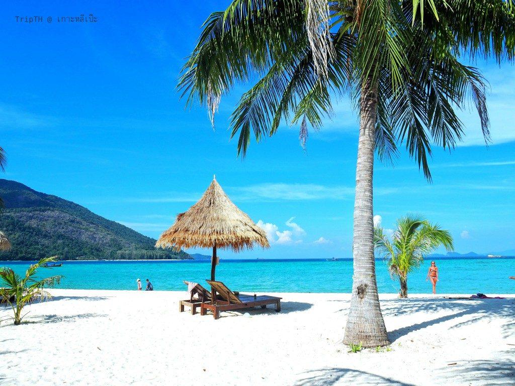 หาดซันไรส์ เกาะหลีเป๊ะ (3)