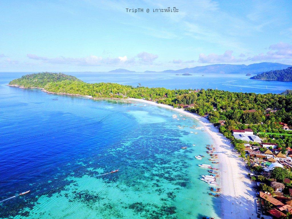 หาดพัทยา เกาะหลีเป๊ะ (2)