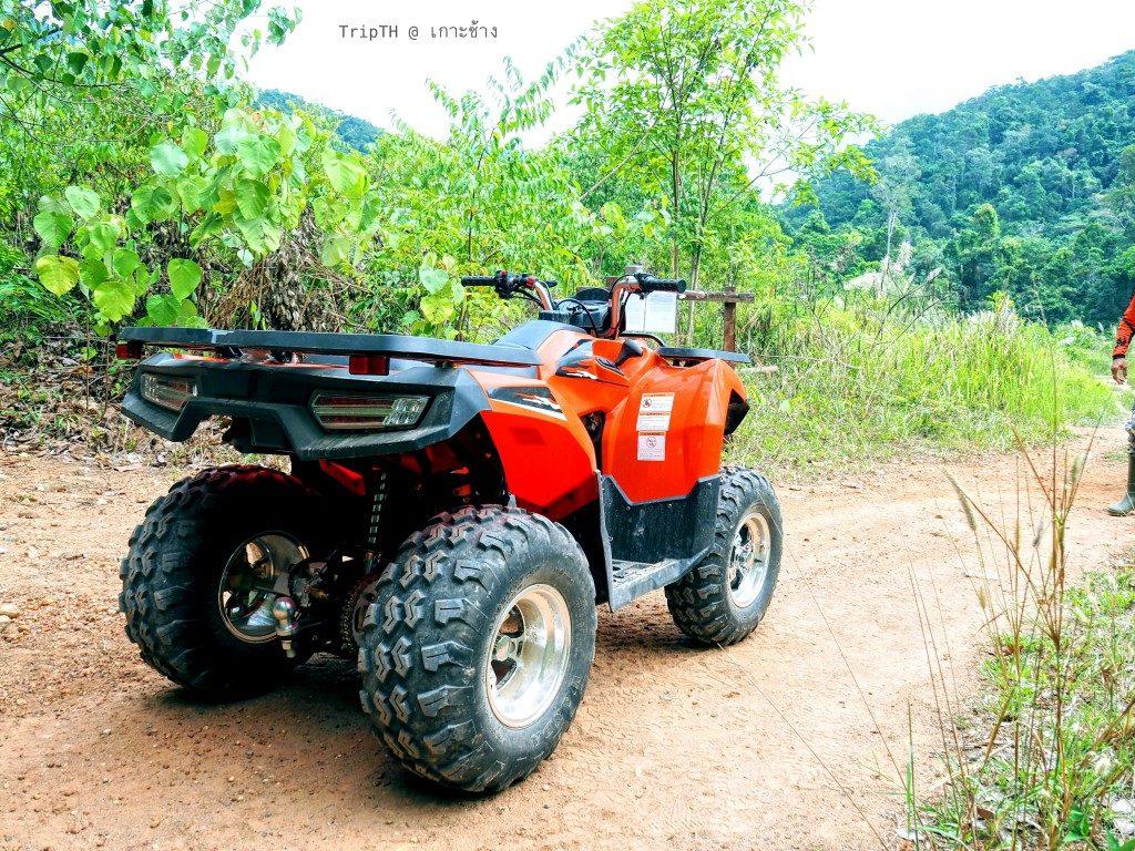 ATV Monster เกาะช้าง (1)