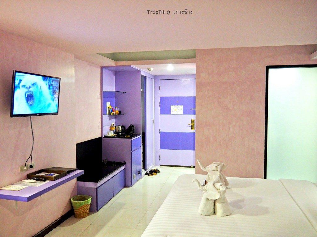 ห้องพักเดอะแกลเลอรี่ เกาะช้าง (2)