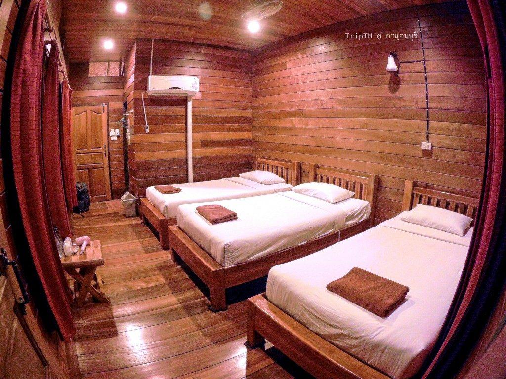 ห้องพัก ไทรโยควิว รีสอร์ท (2)