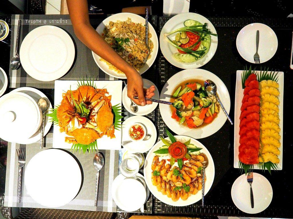 ห้องอาหาร เดอะแกลเลอรี่ เกาะช้าง (1)