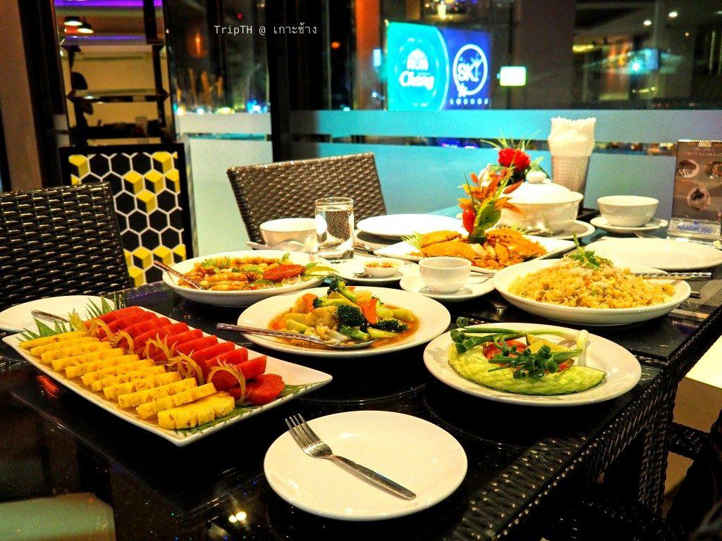 ห้องอาหาร เดอะแกลเลอรี่ เกาะช้าง (2)