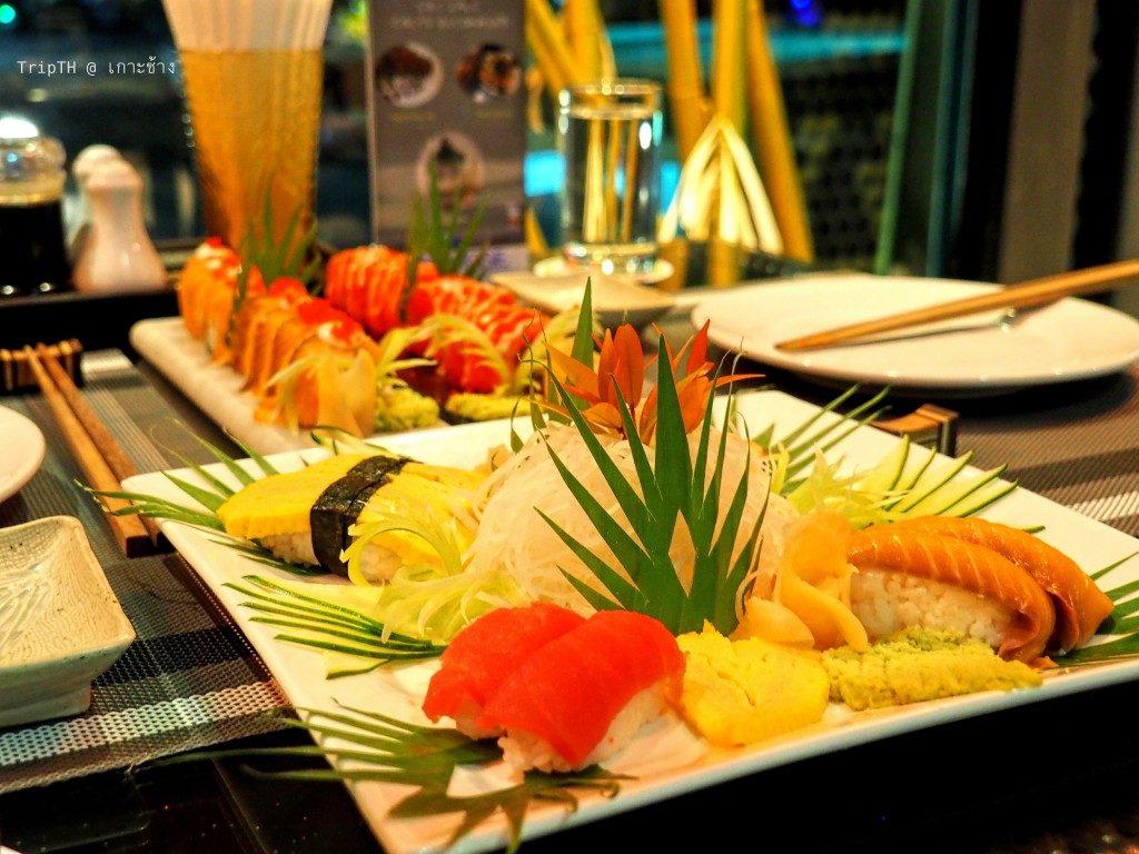 อาหารญี่ปุ่น เดอะแกลเลอรี่ เกาะช้าง (5)