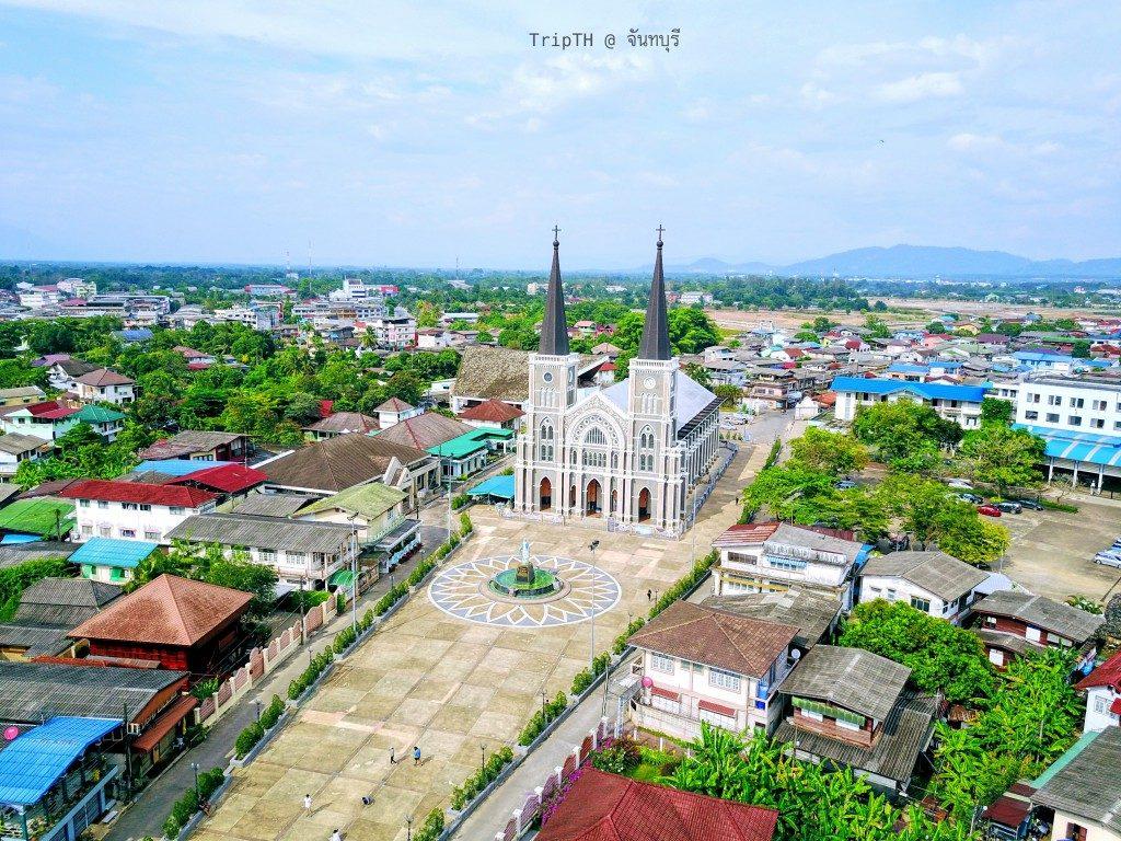 โบสถ์คริสต์ จันทบุรี (1)