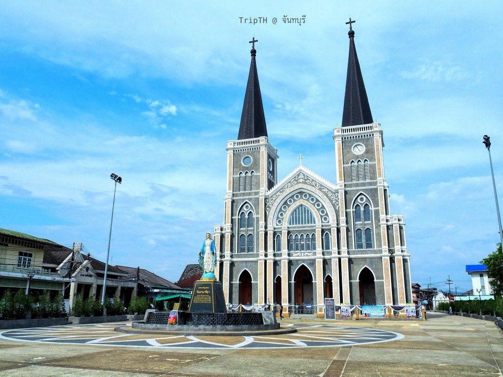 โบสถ์คริสต์ จันทบุรี (3)