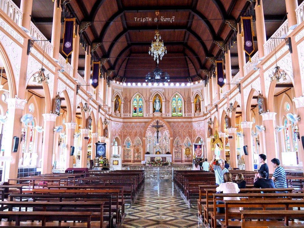 โบสถ์คริสต์ จันทบุรี (4)