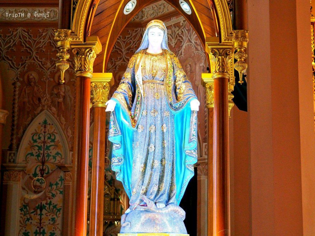โบสถ์คริสต์ จันทบุรี (5)