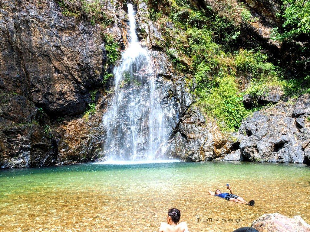 น้ำตกจ็อกกระดิ่น อุทยานแห่งชาติทองผาภูมิ (2)