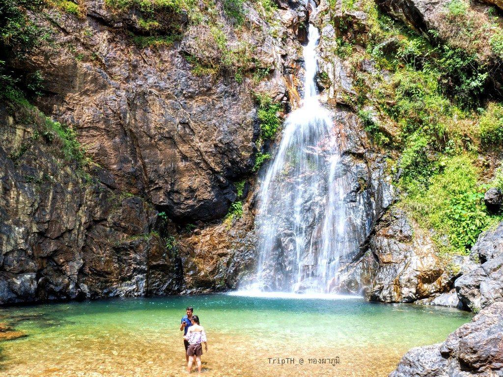 น้ำตกจ็อกกระดิ่น อุทยานแห่งชาติทองผาภูมิ (3)