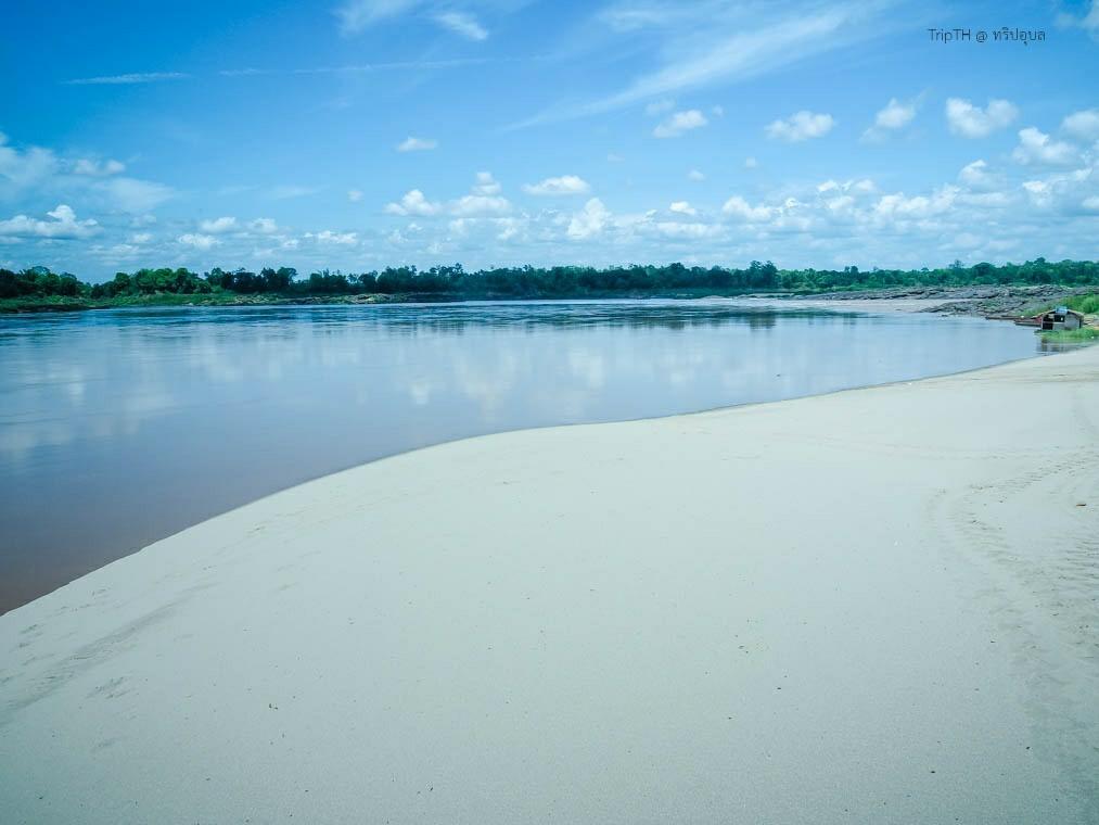 หาดทรายสูง เขมราฐ (1)