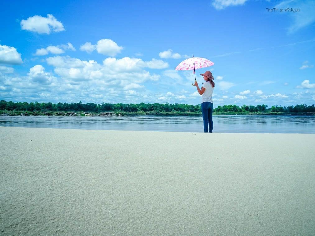 หาดทรายสูง เขมราฐ (2)