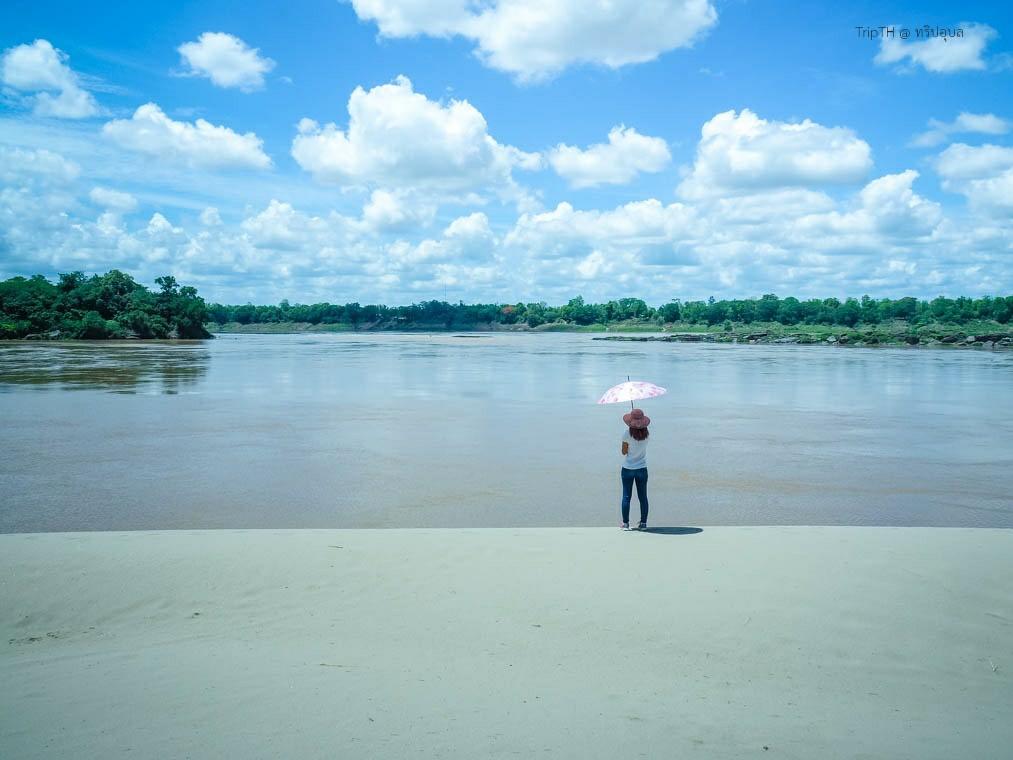 หาดทรายสูง เขมราฐ (4)